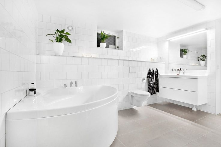 badrum i källare