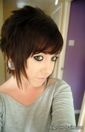 Short hair in the Hipster Hair gallery. | hairstyles ...