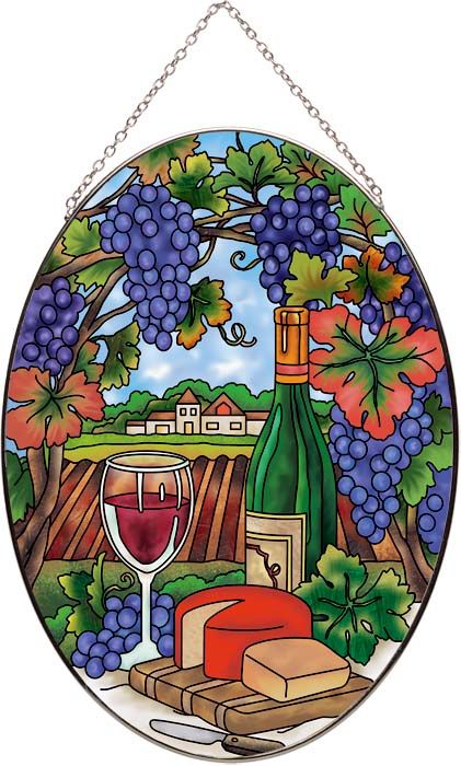 299 best stained glass grapes grapevines and wine images for Buy grape vines for crafts