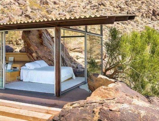 desert homes, eco-friendly desert homes, prefab homes, tiny homes, tiny houses, desert living