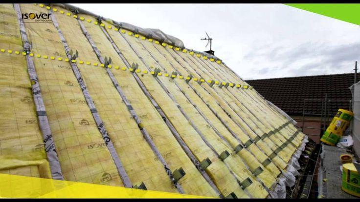Comment isoler une toiture par l'extérieur avec le système Intégra Réno