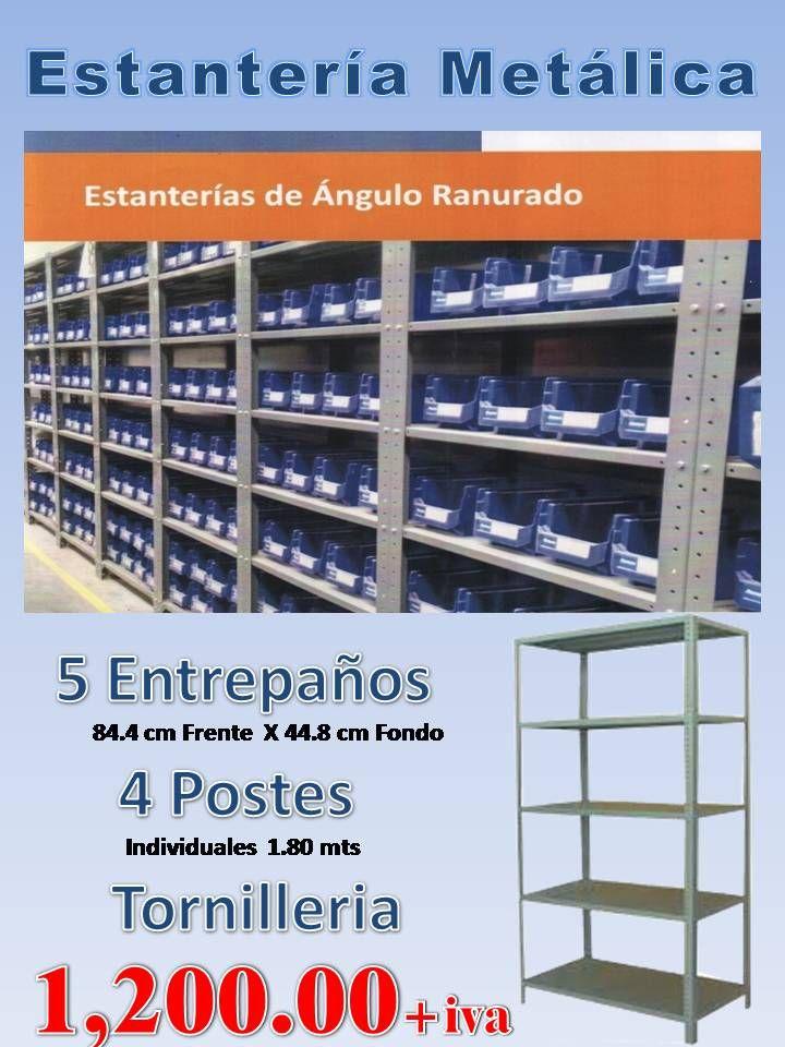 estanteria metalica sistemas de almacenaje anaqueles metalicos racks industriales rack metalico