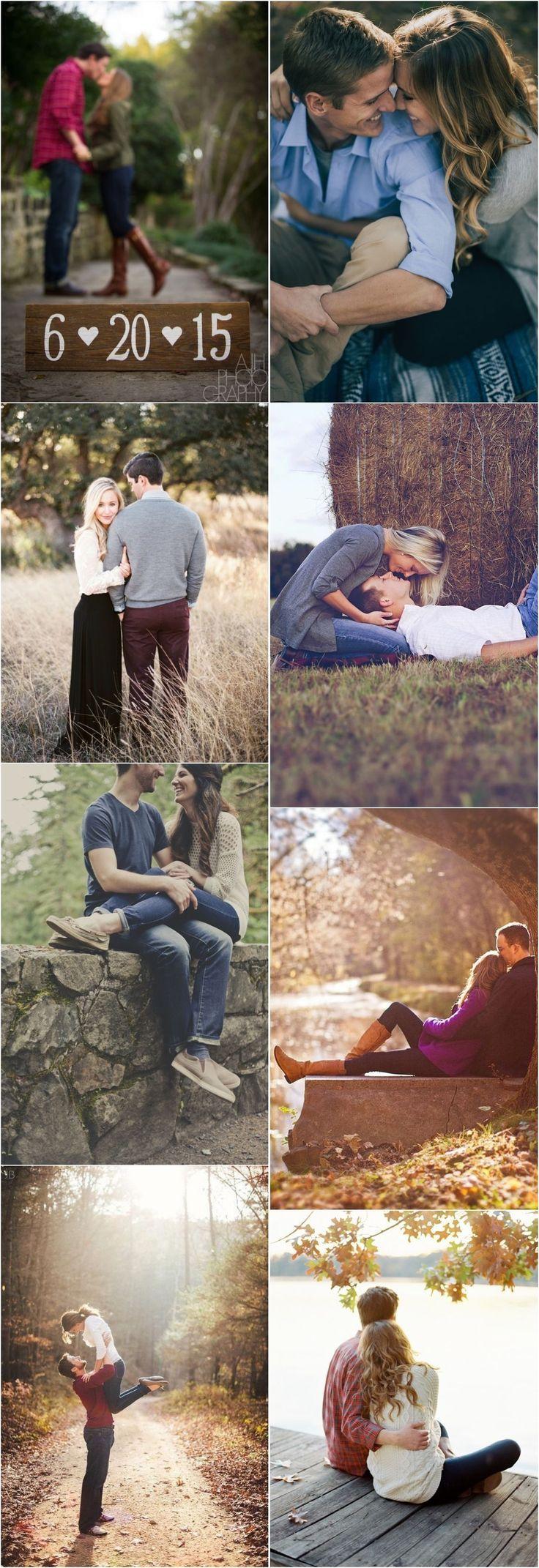 60 besten Ideen für das Verlobungsfoto-Shooting im Herbst – #Verlobung #Herbst #Ideen #Foto #Schießen