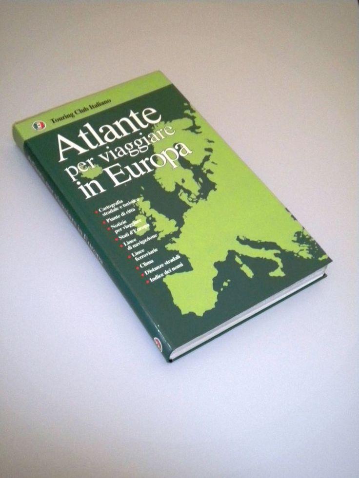 ATLANTE PER VIAGGIARE IN EUROPA