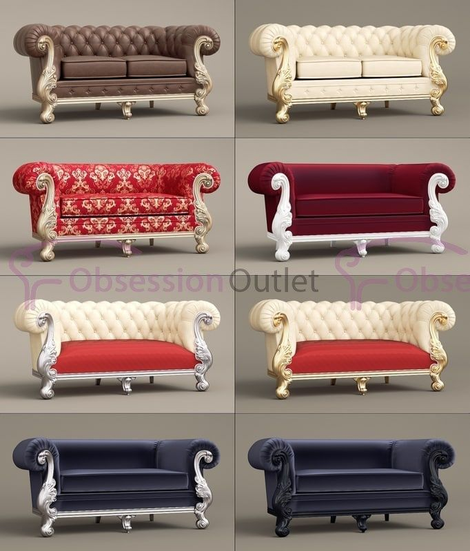 Sku Lsd18 Obsession Outlet In 2020 Classic Sofa Luxury Sofa Sofa Frame