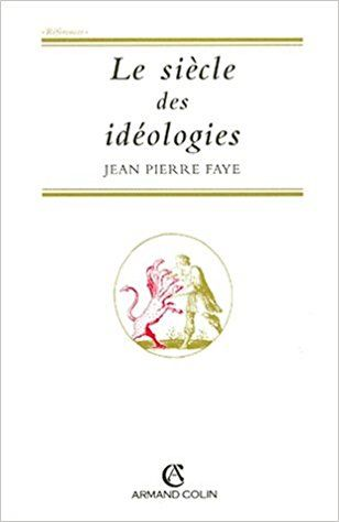 """The earliest use of the term """"horse shoe theory"""" appears to be from Jean-Pierre Faye's 2002 book Le Siècle des idéologies. The horseshoe theory has been criticized not just by people on both ends of the political spectrum who oppose being grouped with those they consider to be their polar opposites but also by those who see horseshoe theory as oversimplifying political ideologies and as ignoring fundamental differences between them."""