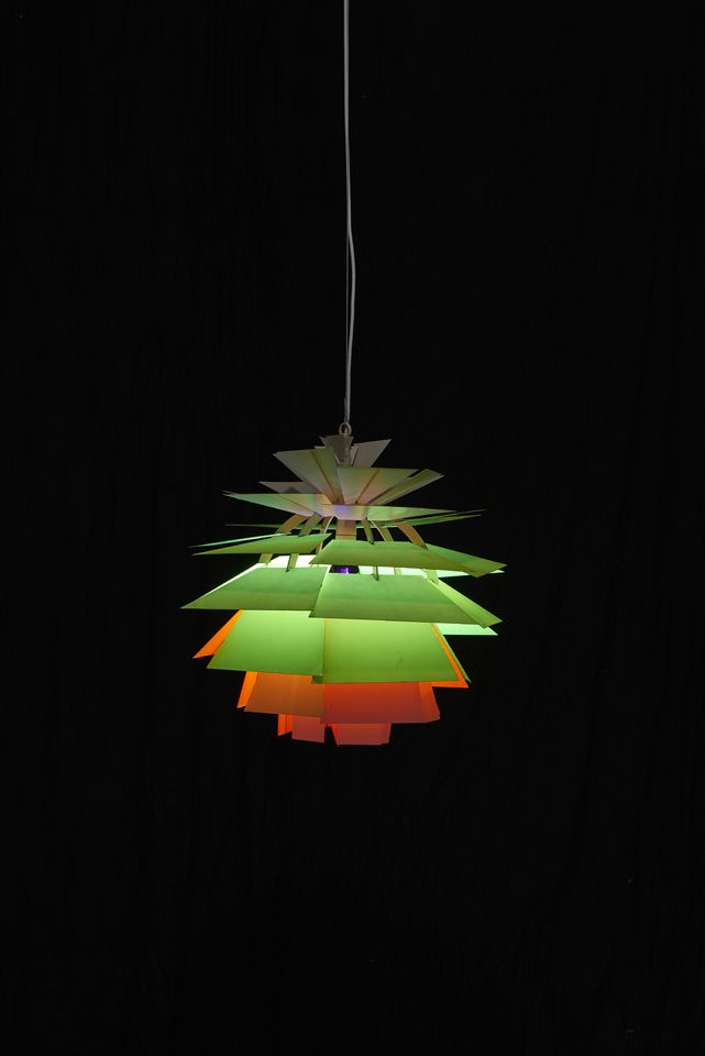 Poul Henningsen Flourescent lamp, 1959 Dansk Møbelkunst Blog - Best of Scandinavian Design