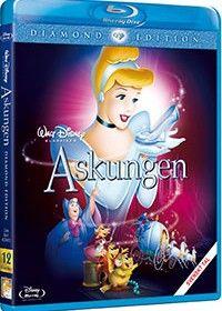 Recension av Askungen - Diamond Edition. Klassiker nummer 12 från Disney där kampen om kärleken och friheten kräver både mod och möss!