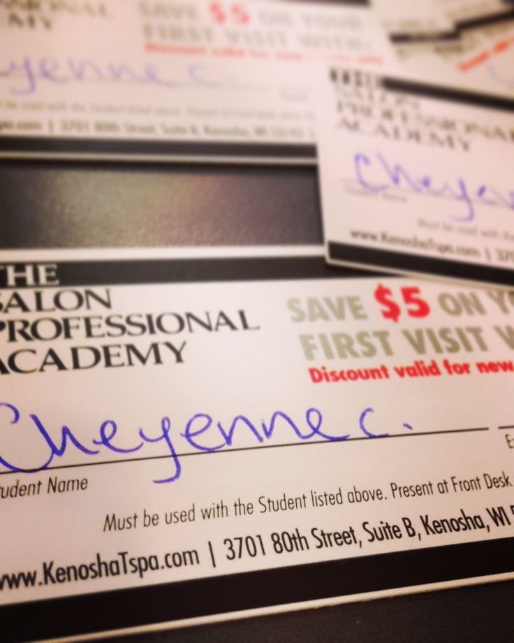 Come on in to the Salon Professional academy! For you lovely newcomers you will receive five dollars off for a generic offering of what services I can do they are : manis/pedis Waxing (lip, eyebrow, chin)  Haircut  Hair color (and blowout)  And many more services! Will be posting prices later on today! #cosmetology #student #redken #hairstylistinthemaking #hairstylist #color #waxing #manicure #pedicure #cosmetoligist http://butimag.com/ipost/1561781616798482474/?code=BWskBsWAkAq