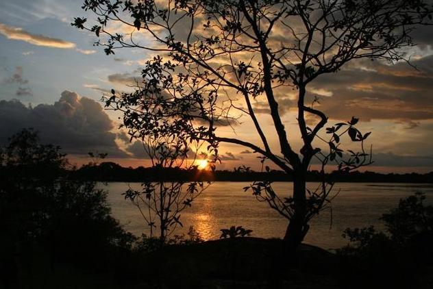 Parque el Tuparro, Colombia, declarado monumento nacional por la Unesco