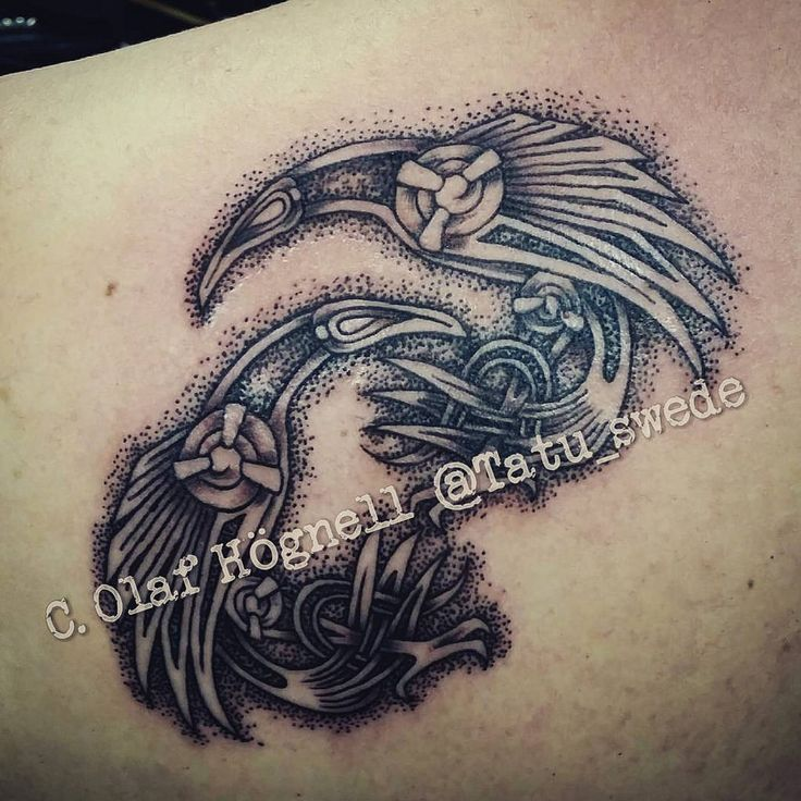 339 best crow and raven tattoos images on Pinterest