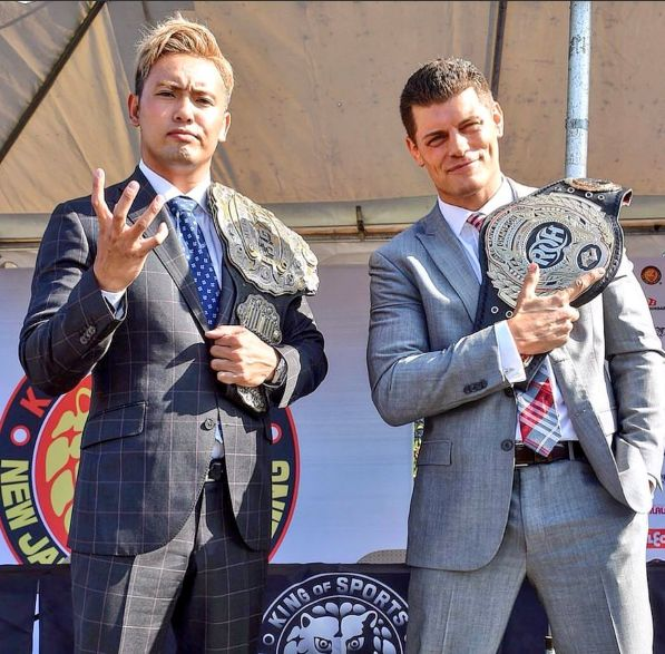 <p>This weekend I spent time watching the entire New Japan Pro Wrestling United States G1 Special. This was the very first time that New Japan had ever done a live telecast in the United States and I certainly hope it's…</p>