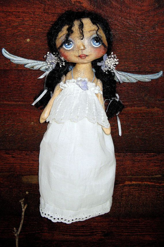 135 Best Angels Dolls Patterns Amp Ornaments Images On