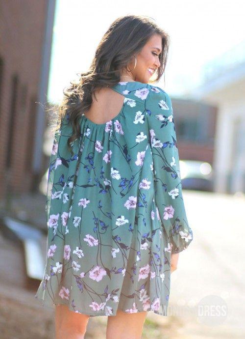 I'll Be Waiting Dress | Monday Dress Boutique