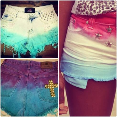 Nossa que lindo, shorts personalizado *-*