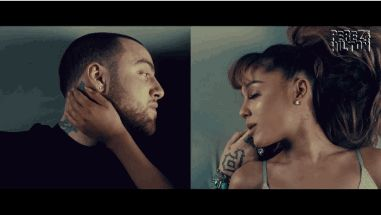 Ariana Grande & Mac Miller Want To Get It On In My Favorite Part Music Video!