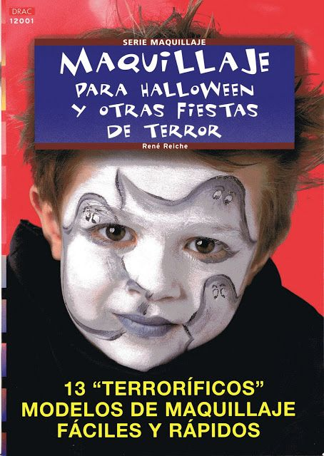 Los duendes y hadas de Ludi: Maquillaje Halloween