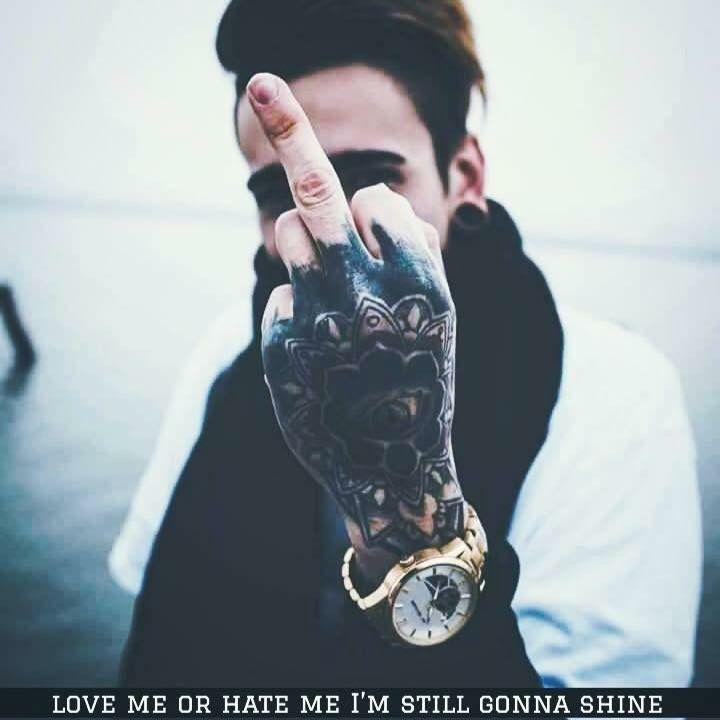 bad boy profile pic for fb