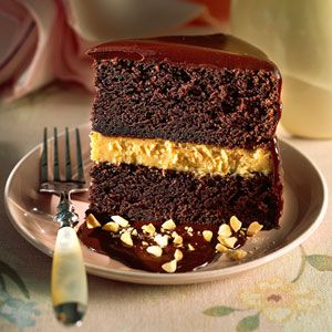 Southern Living's Chocolate Peanut Butter Cake