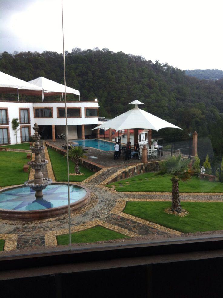 Hotel San Antonio Tlalpujahua Michoacán