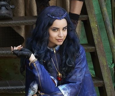 "Sofia Carson in Disney's ""Descendants"""