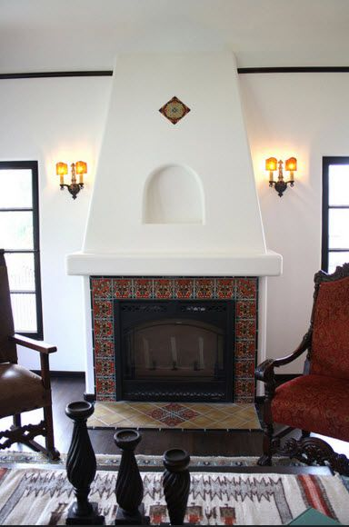 1883 Best Spanish Colonial Interiors Images On Pinterest