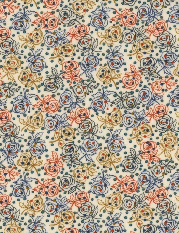 Happy garden  Liberty® Art Fabrics London   Liberty Darci Pop
