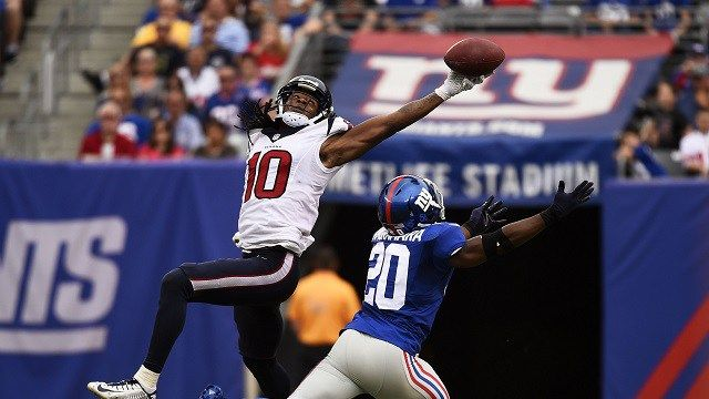 DeAndre Hopkins Is Staging A Holdout