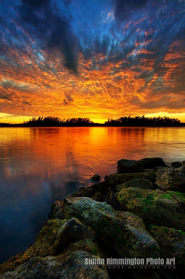 Dania Beach, Florida; photo by Simon Rimmington on 500px