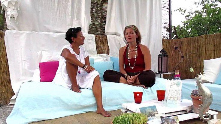 Das Crowdfunding-Video - Asham Mallorca präsentiert die Vision von einer komfortablen und größeren Finca für die Ashram-Gäste.