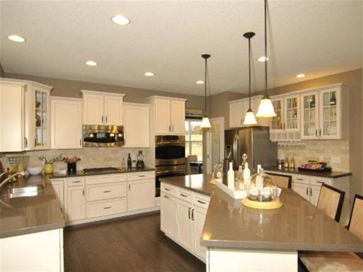 This Is MY Kitchen.. Darker Granite Countertops