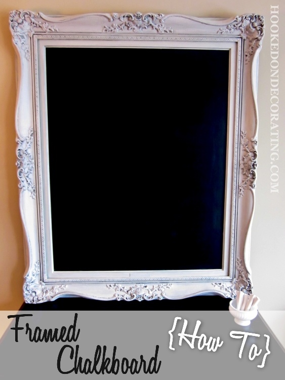Full Frame Half Frame Diy Framed Chalkboard For Kitchen Large Picture Frames