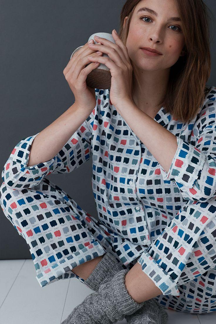 View Point Pyjamas #SeasaltComfortAndJoy @seasaltclothing
