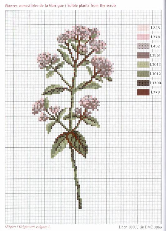 Gallery.ru / Фото #36 - Льняные идеи Herbarium - Mosca