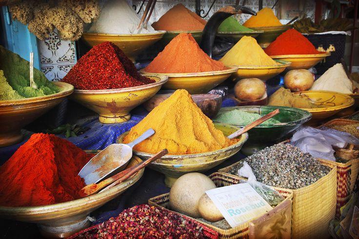 Tunesië, markten