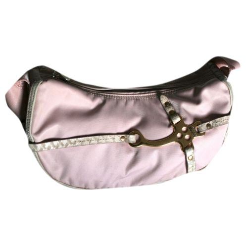 Pink shoulder bag by Just Cavalli Freedom