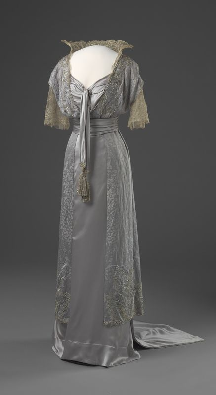 omgthatdress:  Dress 1913-1914 Nasjonalmuseet for Kunst, Arketektur, og Design