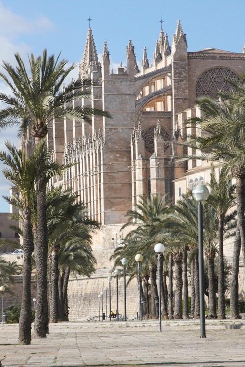 La Seu - Kathedrale von Palma - mehr Bilder unter http://galerie.portalmallorca.de/Palma-de-Mallorca