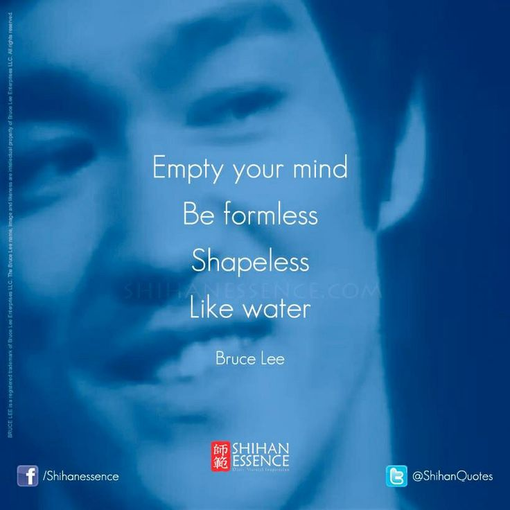 Bruce Lee Moon Quote: Best 25+ Bruce Lee Quotes Water Ideas On Pinterest