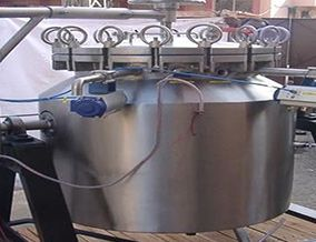 Ved Engineering works is a well-known manufacturer of SS Industrial Pressure Cooker in India. SS Industrial Pressure Cooker Manufacturers.