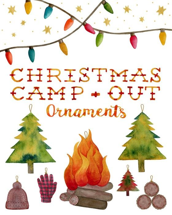 Randi Zafman/Christmas Camp Out represented by Liz Sanders Agency
