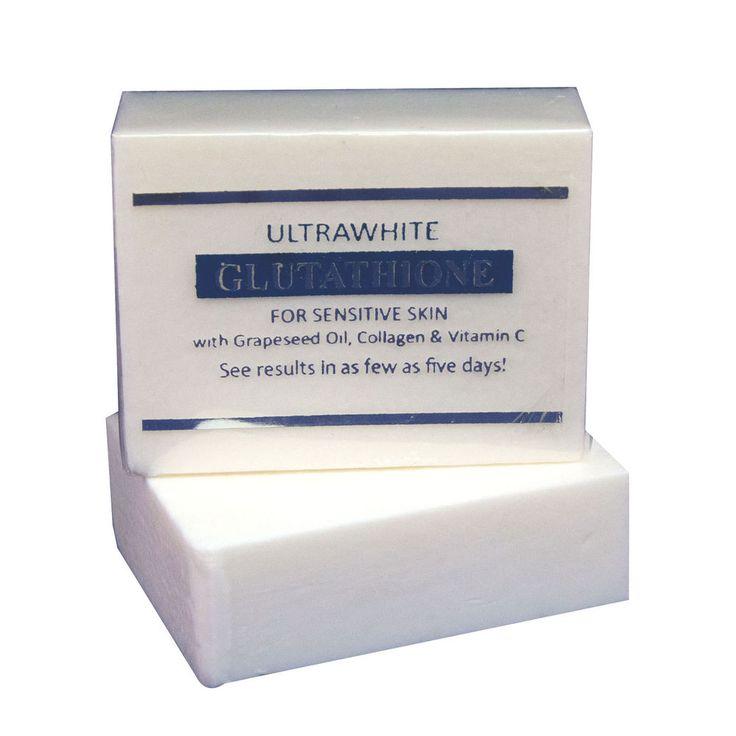 Premium Ultrawhite Glutathione Whitening Soap for Sensitive Skin, w/ Glutathione #BeyondPerfection