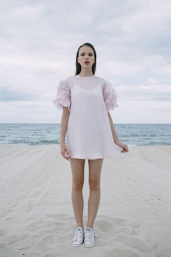 Plain singlet dress - Anna K
