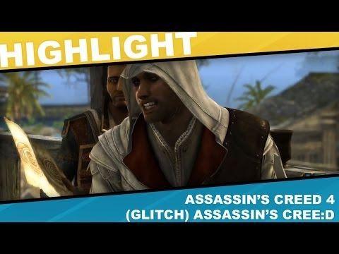 (Glitch) Assassin's Cree:D [Nolan - Assassin's Creed IV: Black Flag]