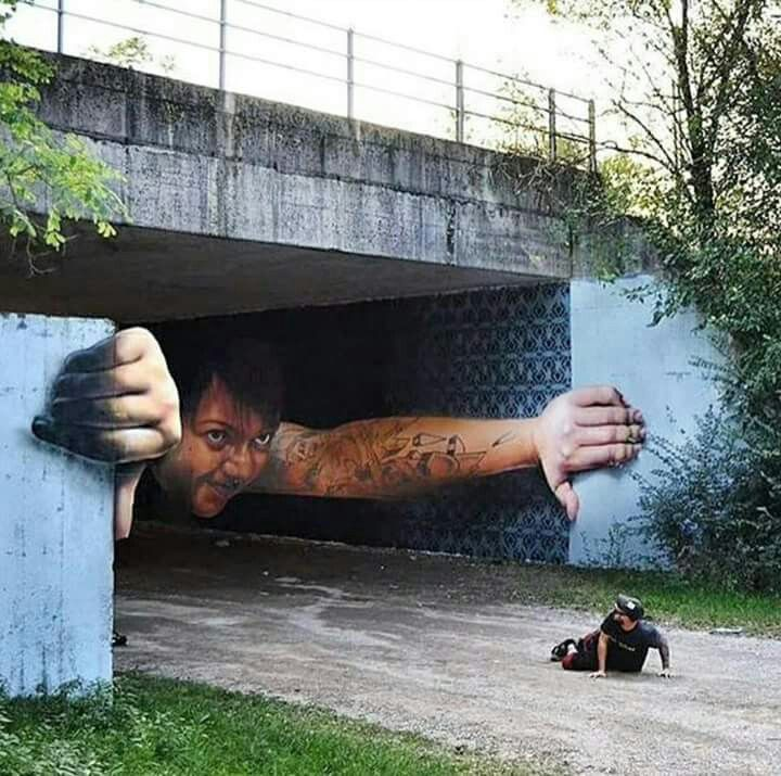 By Gman #streetart #urban #mural