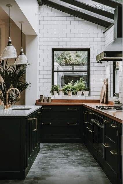 43+ super Ideas for kitchen modern interior design glass roof