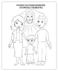 Znalezione obrazy dla zapytania prawa dziecka kolorowanka
