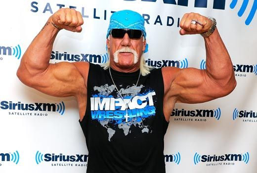 Hulk Hogan gives a no holds barred interview to Howard Stern about his sex tape.