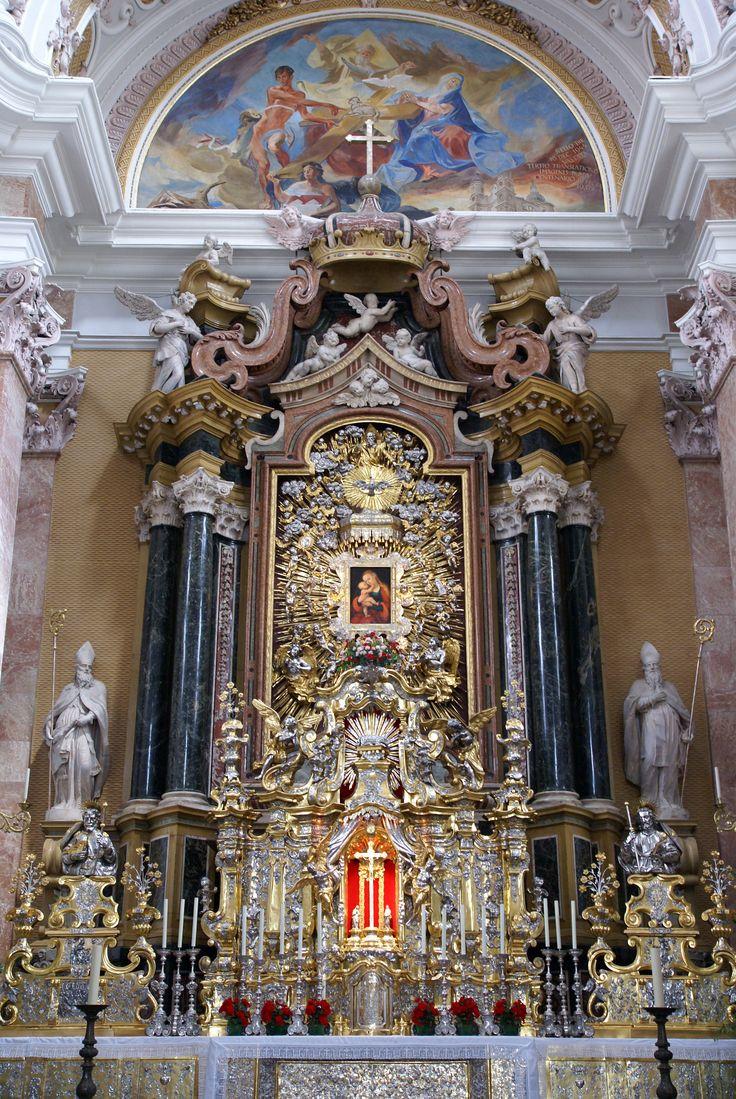 61 Best Church Altars Images On Pinterest