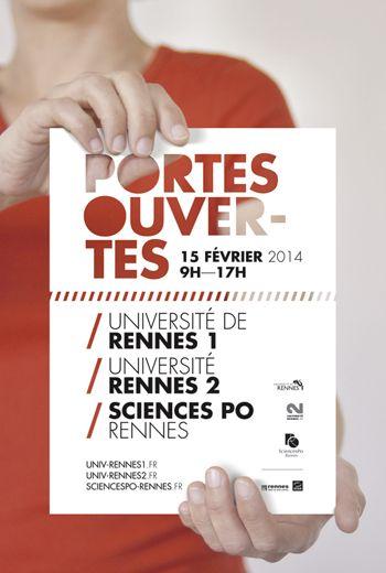 Samedi 15 février 2014 : Portes ouvertes au campus Villejean | Université Rennes 2